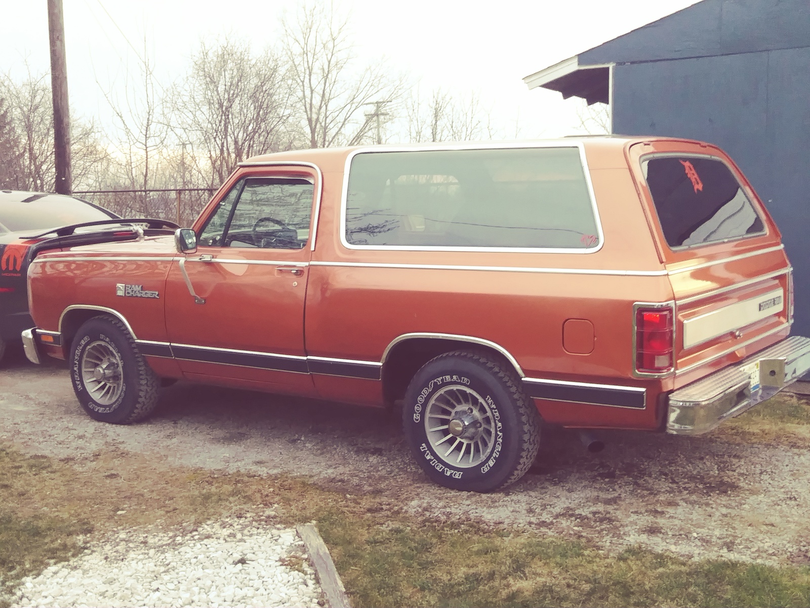 for sale ramcharger dodge nice
