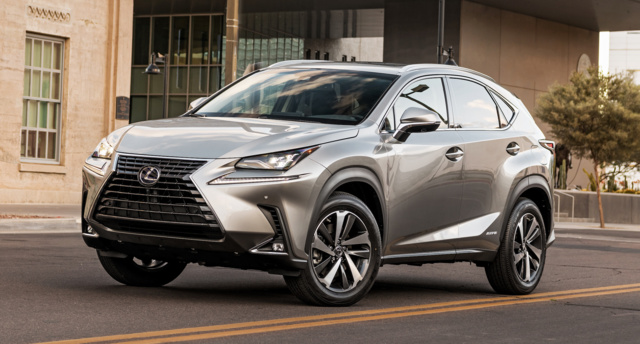 2019 lexus nx hybrid review