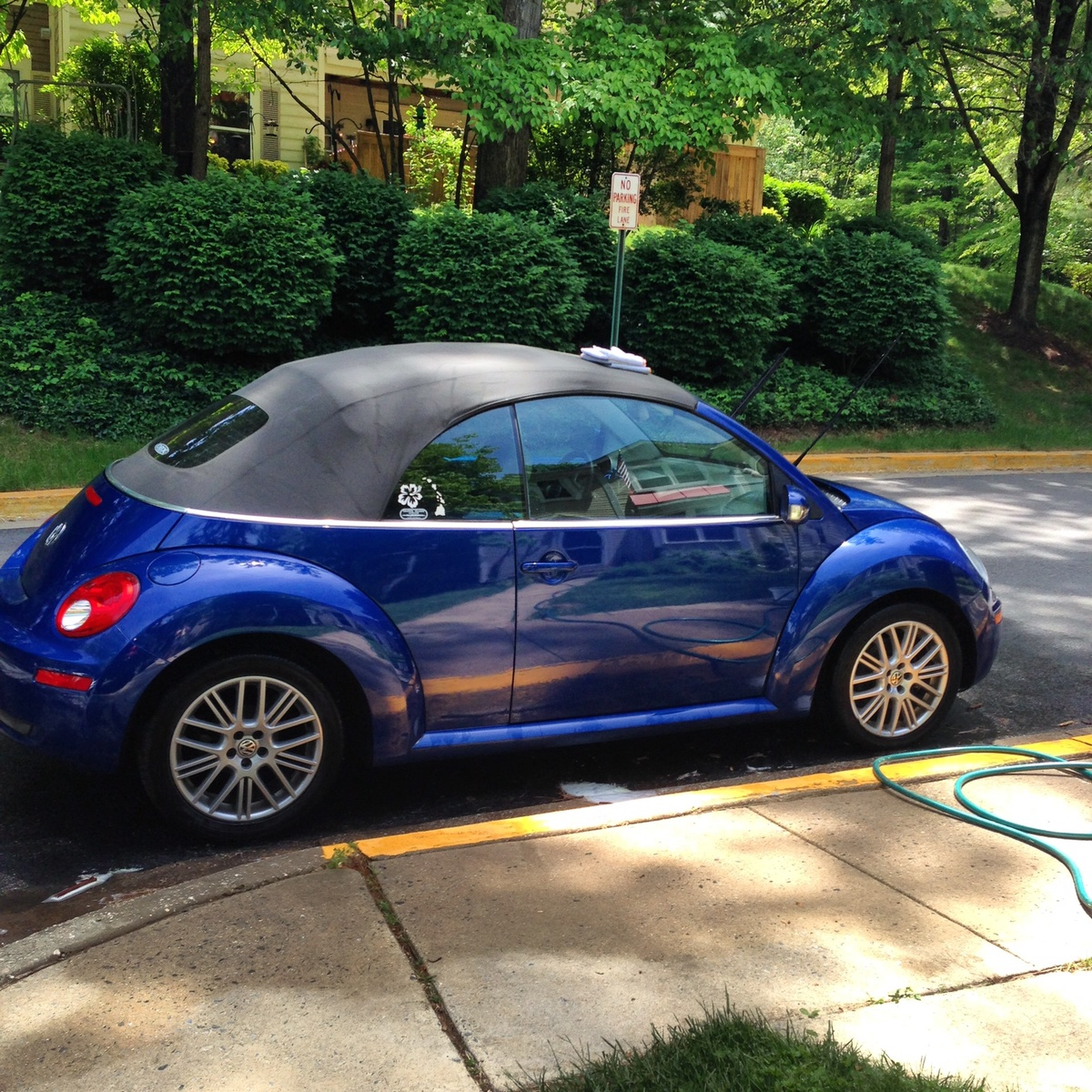 Volkswagen Beetle Questions - The Emissions Light