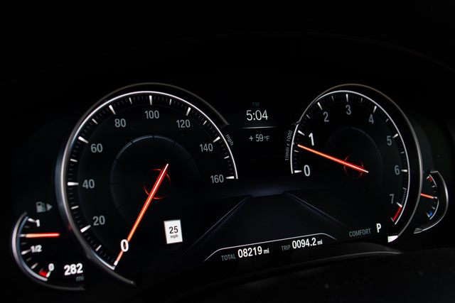 2018 BMW 6 Series Gran Turismo 640i XDrive AWD C Clifford Atiyeh For