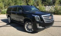 2018 Cadillac Escalade ESV Overview