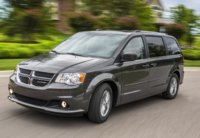 2018 Dodge Grand Caravan Overview
