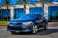 2018 Kia Optima Hybrid Picture Gallery