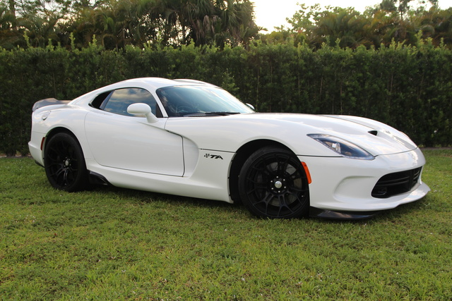 Picture of 2014 SRT Viper TA, exterior, gallery_worthy