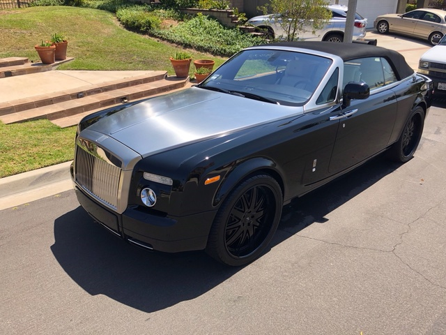 Picture of 2010 Rolls-Royce Phantom Drophead Coupe Convertible, gallery_worthy