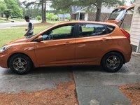 Picture of 2015 Hyundai Accent GS 4-Door Hatchback FWD, exterior, gallery_worthy