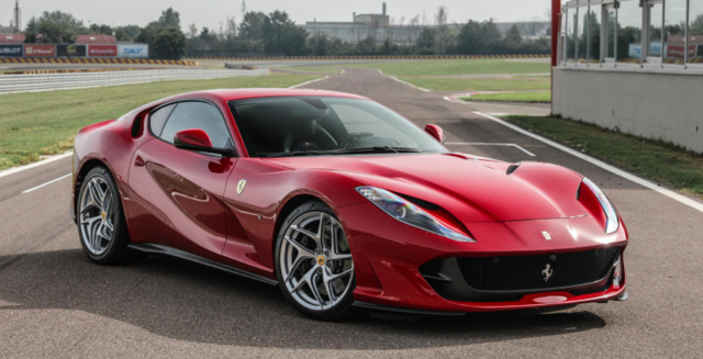 2018 Ferrari 812 Superfast, Ferrari 812 Superfast, exterior, manufacturer, gallery_worthy