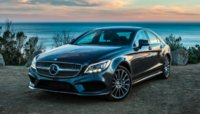 2018 Mercedes-Benz CLS-Class, 2017 Mercedes Benz CLS550, exterior, manufacturer, gallery_worthy