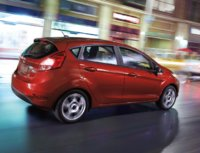2018 Ford Fiesta Hatchback, exterior, manufacturer, gallery_worthy