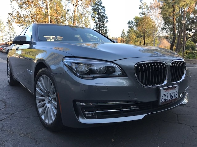 Picture of 2013 BMW 7 Series 740i RWD