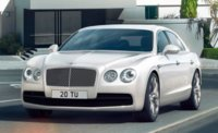 2018 Bentley Flying Spur V8, exterior, manufacturer, gallery_worthy