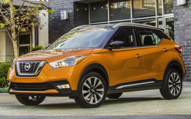 2018 Nissan Kicks Overview Cargurus