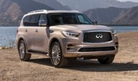 2018 INFINITI QX80 Picture Gallery