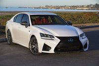 Lexus GS F Overview