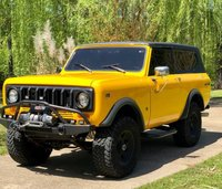 Picture of 1977 International Harvester Scout II 4WD, exterior, gallery_worthy
