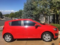 Picture of 2015 Chevrolet Sonic LS Hatchback, exterior, gallery_worthy