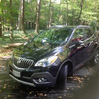 Picture of 2014 Buick Encore Leather AWD, exterior, gallery_worthy