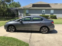 Picture of 2013 Honda Civic EX w/ Navigation, exterior, gallery_worthy