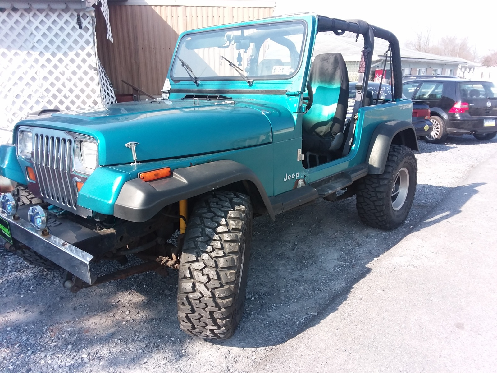 Will A Soft Top From A 99 To Fit A 92 Yj