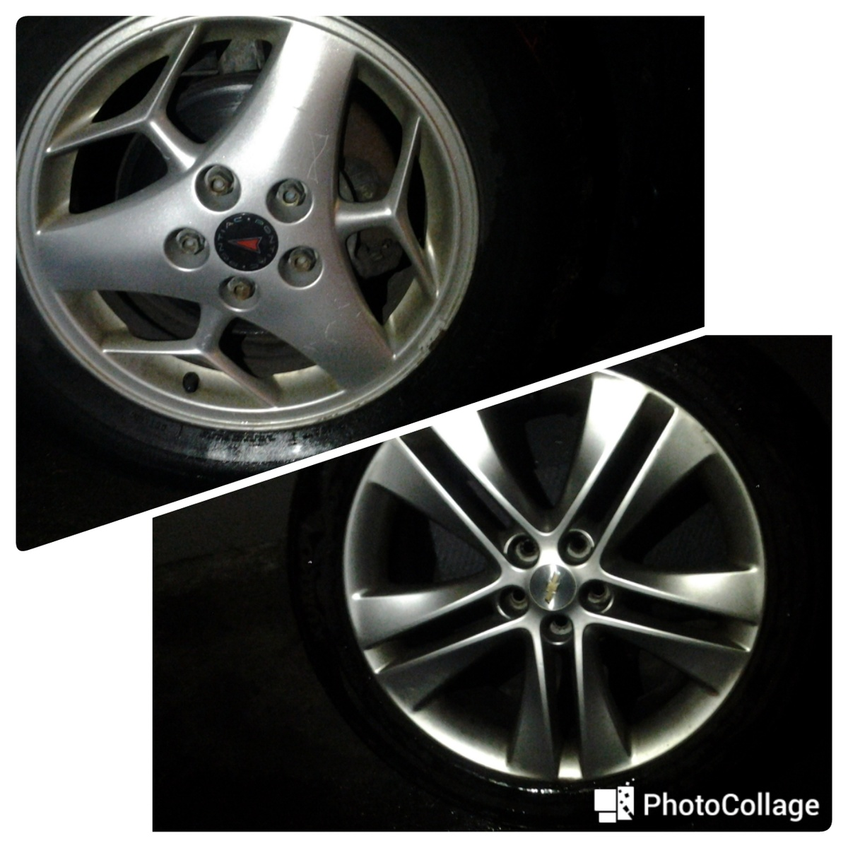 Pontiac Grand Prix Questions Would this tire and rim fit