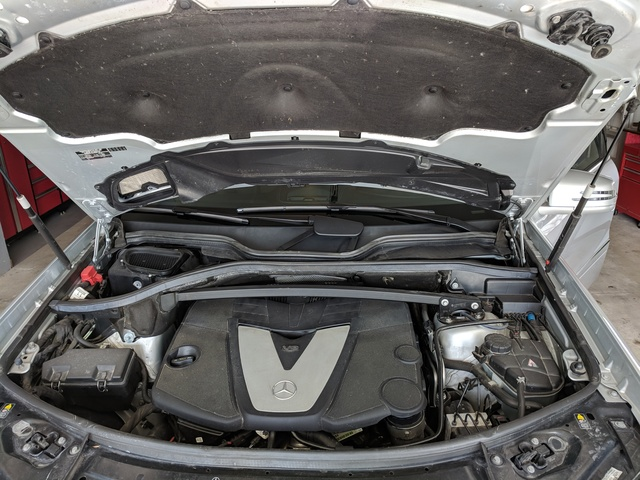 Picture of 2012 Mercedes-Benz GL-Class GL 350 BlueTEC, engine, gallery_worthy
