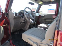 Picture of 2009 Jeep Wrangler Sahara, interior, gallery_worthy
