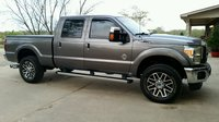 Picture of 2014 Ford F-350 Super Duty Lariat Crew Cab 4WD, exterior, gallery_worthy