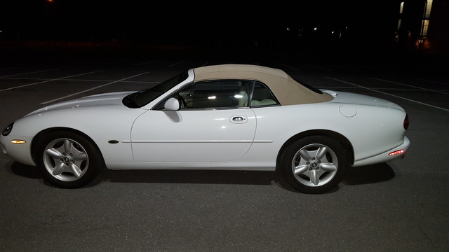 Picture of 1997 Jaguar XK-Series XK8 Convertible RWD, gallery_worthy