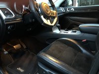 Picture of 2013 Jeep Grand Cherokee SRT8, interior, gallery_worthy