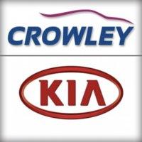 Crowley Kia logo