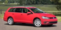 Volkswagen Golf SportWagen Overview