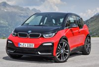 2018 BMW i3 Picture Gallery