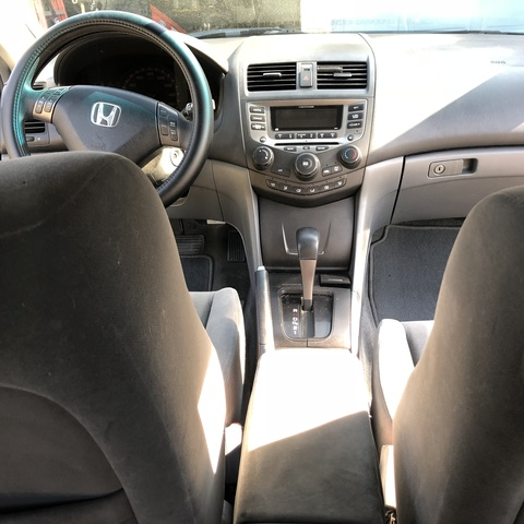 Wonderful Picture Of 2006 Honda Accord Coupe LX V6, Interior, Gallery_worthy
