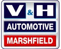 V&H Automotive Inc. logo