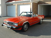 Picture of 1979 Mercedes-Benz SL-Class 450SL Convertible, exterior, gallery_worthy