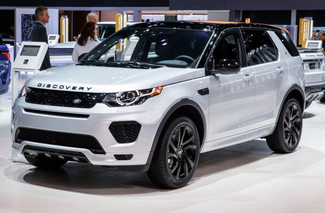 2018 Land Rover Discovery Sport, exterior, manufacturer, gallery_worthy