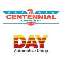 Day Centennial Chevrolet logo