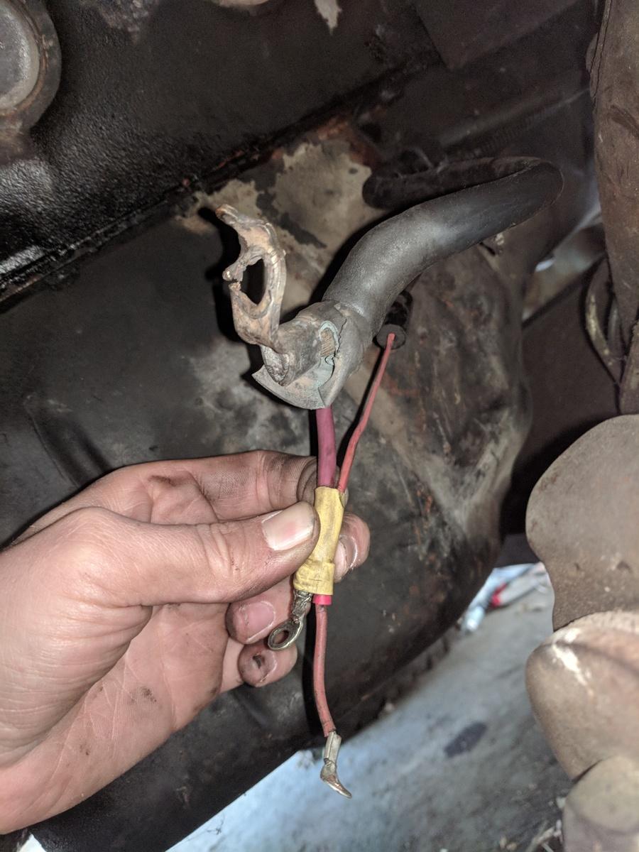 gmc vandura questions wiring a starter cargurus