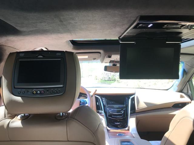 2017 Cadillac Escalade Interior Pictures Cargurus