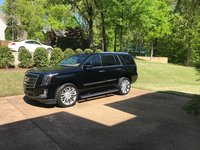 Picture of 2017 Cadillac Escalade Platinum 4WD, exterior, gallery_worthy