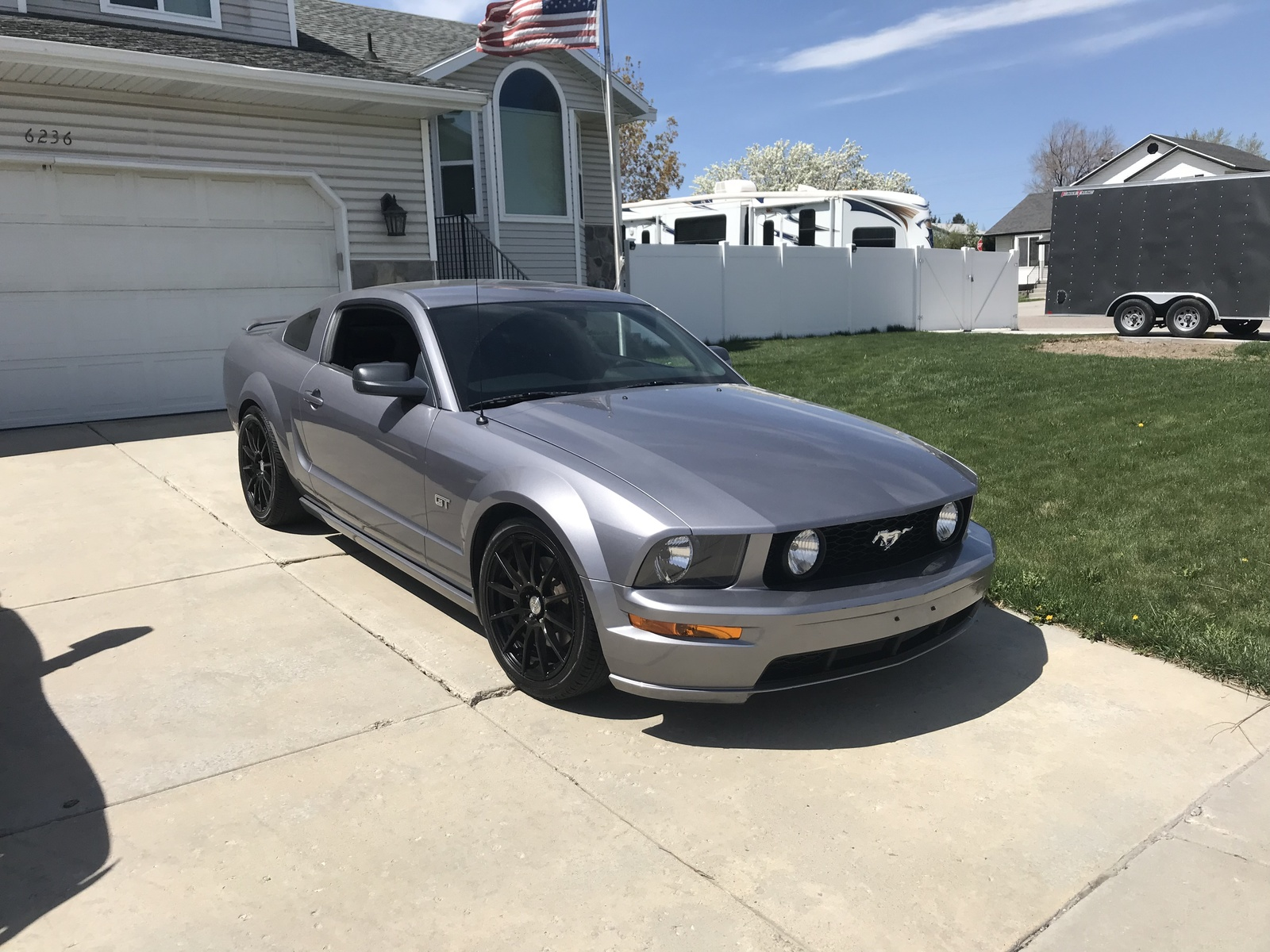 Ford Mustang Questions - Loud Transmission