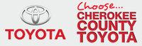Cherokee County Toyota logo