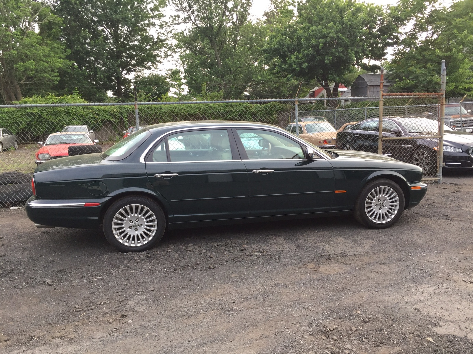 2003 Jaguar Xj8 Valuation 2005 Problems Does Imv Take Into Account Reported Mechanical Issues Or Just Accidents 1600x1200