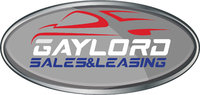 Gaylord Sales and Leasing logo