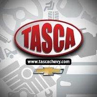 Tasca Chevrolet logo