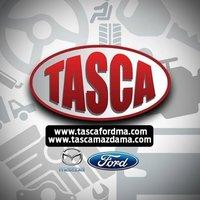 Tasca Ford Mazda Seekonk logo