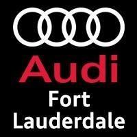 Audi Fort Lauderdale logo