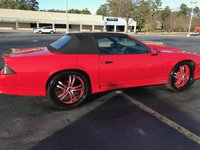 Picture of 1991 Chevrolet Camaro Z28 Convertible RWD, gallery_worthy