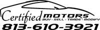 Certified Motors LLC logo