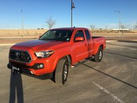Picture of 2016 Toyota Tacoma Access Cab I4 SR5, exterior, gallery_worthy